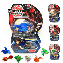 TOMY BAKUGAN Battle Brawlers Bayblade Burst Toupie Metal Fusion Met Monster Ball Gyro Atletiek Speelgoed Рождественский подарок