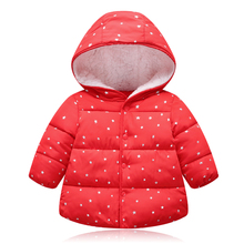 Kids Jackets 2019 Autumn Winter Jacket For Baby Girl Coats B