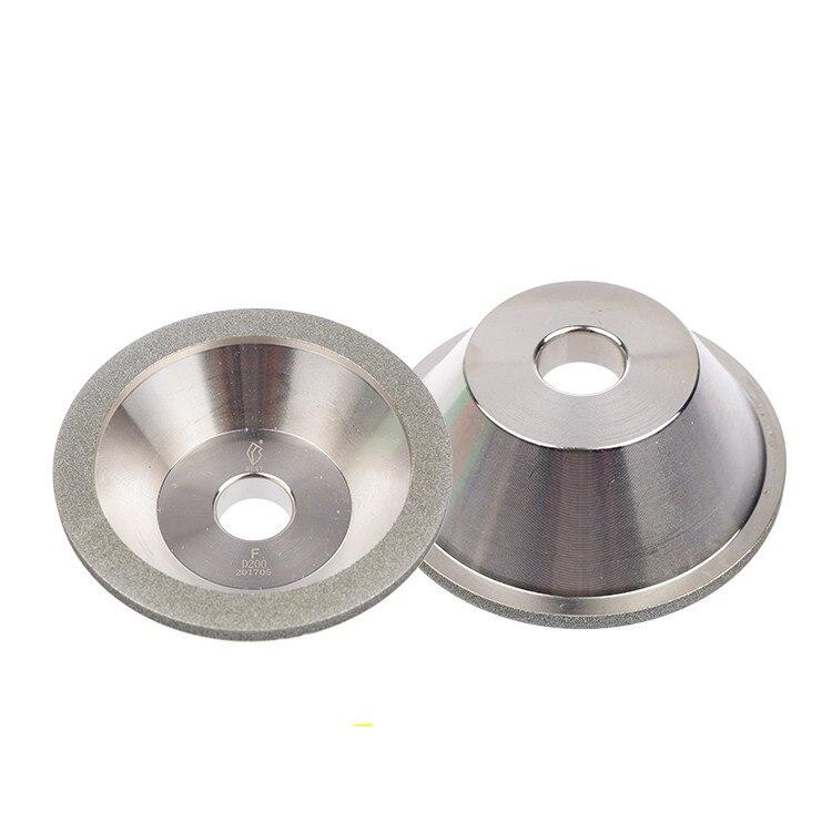 Taiwan's First Diamond Alloy Grinding Wheel Grinder