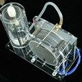 Máquina de água eletrítica, vidro de aquecimento, máquina de hidrogênio-oxigênio, solda à água, gerador de chama de oxigênio, equipamentos para experimento