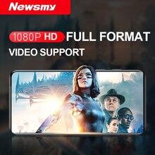 Nuovo 8 Gb 32G Walkman Portatile MP4 Lettore Romanzo di E Book MP4 Giocatore di Musica di Fm Video Touchscreen Bluetooth di Sostegno 5 pollici Mp4 A1
