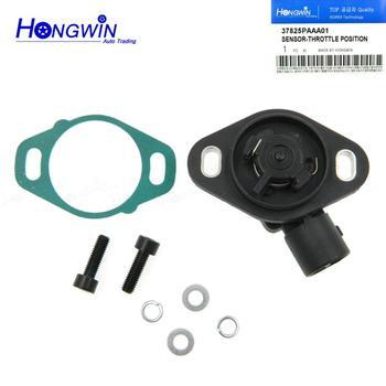 Czujnik położenia przepustnicy TPS dla Honda Accord Prelude Civic Odyssey CRX CR-V CRV Pilot Acura MDX Integra CL 37825PAAA01 911753 tanie i dobre opinie CN (pochodzenie) 16400P06A11 16400P0AA50 16400-P0A-A11 30600-P5-K70 37825PAAA01 30600P5 Indukcja magnetyczna Liniowe Typu Wyraz