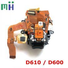 שני יד עבור ניקון D600 D610 עינית Pentaprism צפה Finder (אין התמקדות מסך) מצלמה החלפת חילוף חלק