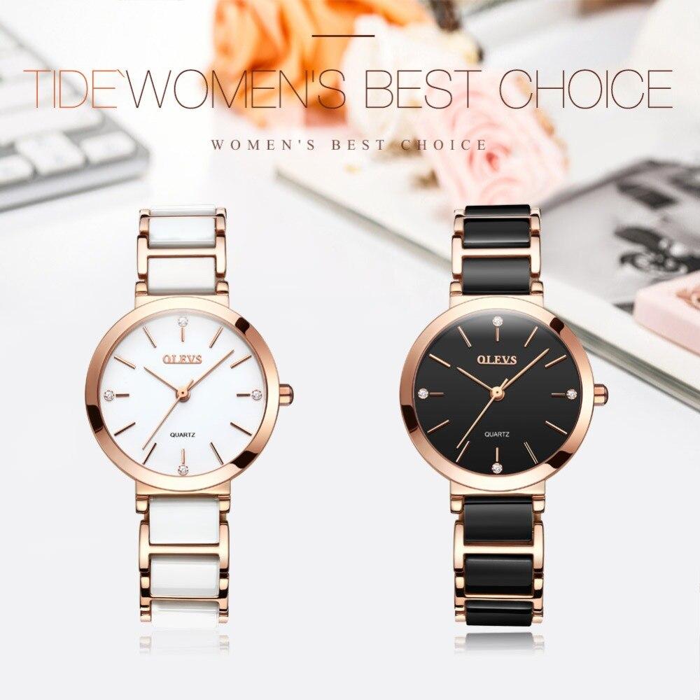 SEKARO 1605 швейцарские часы женские люксовый бренд из натуральной кожи ремешок минималистичный Модный повседневный бизнес платье кварцевые ча... - 6