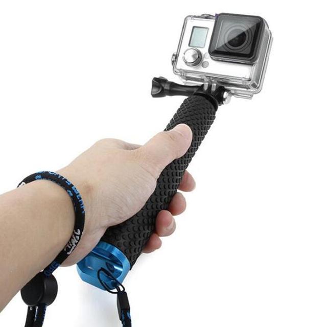 Extendable Selfie Handheld Stick Adjustable Telescopic Camera Monopod For GoPro Hero 6 5