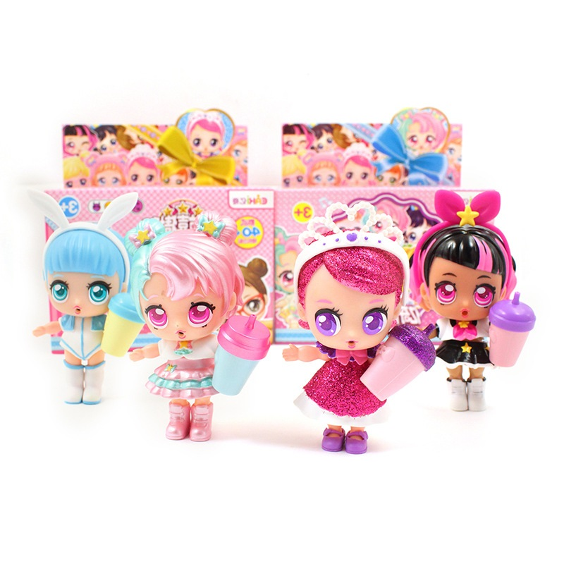 Diy Eaki Original Dolls Lol Doll Toys For Girl Gift Diy Dolls Lol
