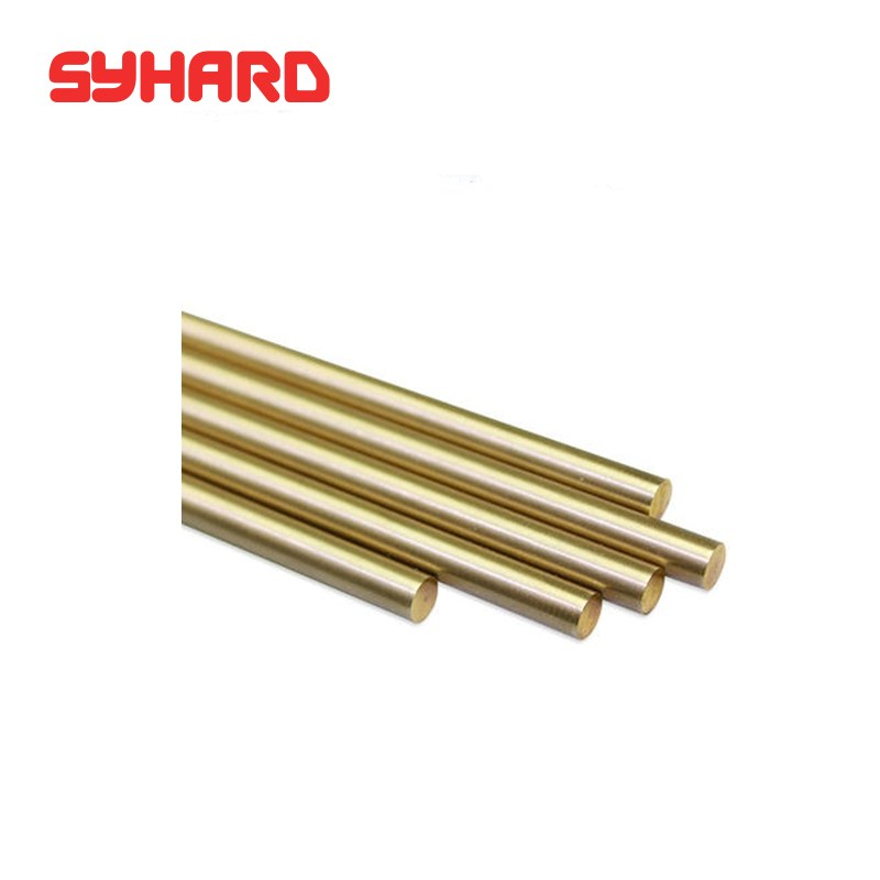 H59 National Standard 1 Pcs Brass Rod Brass Solid Round Bar (diameter 13mm/14mm/15mm/16mm/17mm/18mm/19mm/20mm Length 500mm)