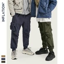 Harem Pants Joggers Men Elastic-Trousers Pleated Loose-Fit Hip-Hop Men Streetwear INFLATION