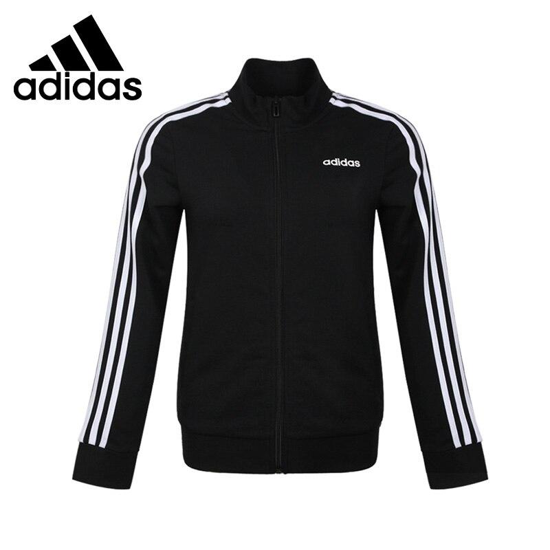 w e Tracktop 3s para Mulheres Nova Chegada Original Adidas Sportswear Jaqueta