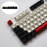 SA key caps 104 keyset Mechanical Keyboard Double Shot Blacklight Keycaps for Cherry MX Switches Sa Profile keycap