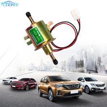 12V Elektrische Benzine Pomp HEP 02A Brandstofpomp Bout Bevestiging Draad Diesel Lage Druk Voor Auto Carburateur Motorfiets Atv