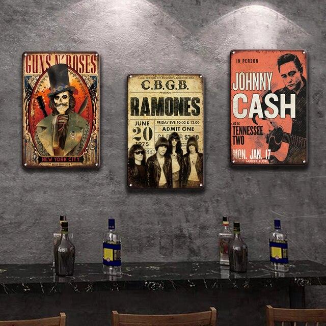 Rock Legend Posters