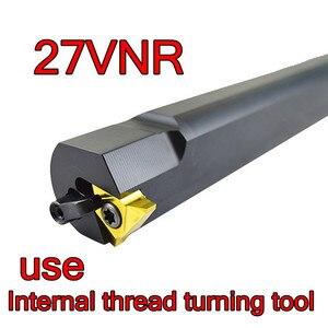 Image 4 - 27VER 8TR 10TR 12TR 27VNR 8TR 10TR 12TR مثقاب من الكربيد T إدراج المعالجة: الفولاذ المقاوم للصدأ ، سبائك الصلب ، الخ