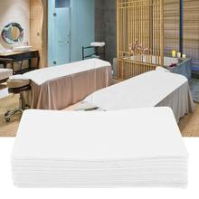 10 20 50 PCS Disposable Non Woven Bed Sheet Waterproof Bed Cover for Beauty Salon SPA