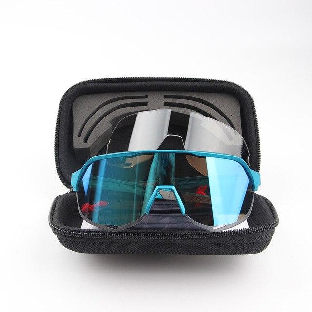 Novo s2 ciclismo óculos de sol sagan le coleção ciclismo óculos óculos de sol velocidade acessórios da bicicleta óculos de sol peter 5