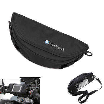 Motorcycle Handlebar Bag for KTM Honda Yamaha Suzuki Kawasaki BMW DUCATI Aprilia and More Box Storage Bag for handlebar grips rearview side mirror motorcycle mirror for kawasaki suzuki honda yamaha ktm ducati bmw aprilia mv agusta r1
