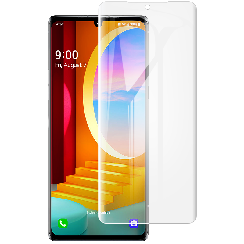 Protective Film Display Protection Film Savvies Crystalclear Screen Protector for LG Electronics VM670 Optimus V 100/% fits