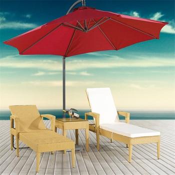 Outdoor recliner chair 2