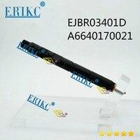 ERIKC A6640170021 디젤 연료 분사 장치 EJB R03401D SSANG YONG KYRON 용 커먼 레일 분사 노즐 EJBR03401D A6640170021