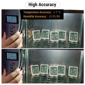 Image 5 - Thermopro TP50 גבוהה דיוק דיגיטלי מדדי לחות מדחום מקורה אלקטרוני טמפרטורת לחות מד לחות תחנת מזג אוויר