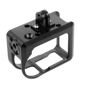 Image 4 - Camera Frame Aluminum Alloy Protection Shell Cooling Border for Nikon KeyMission 170 KEY170 F20517