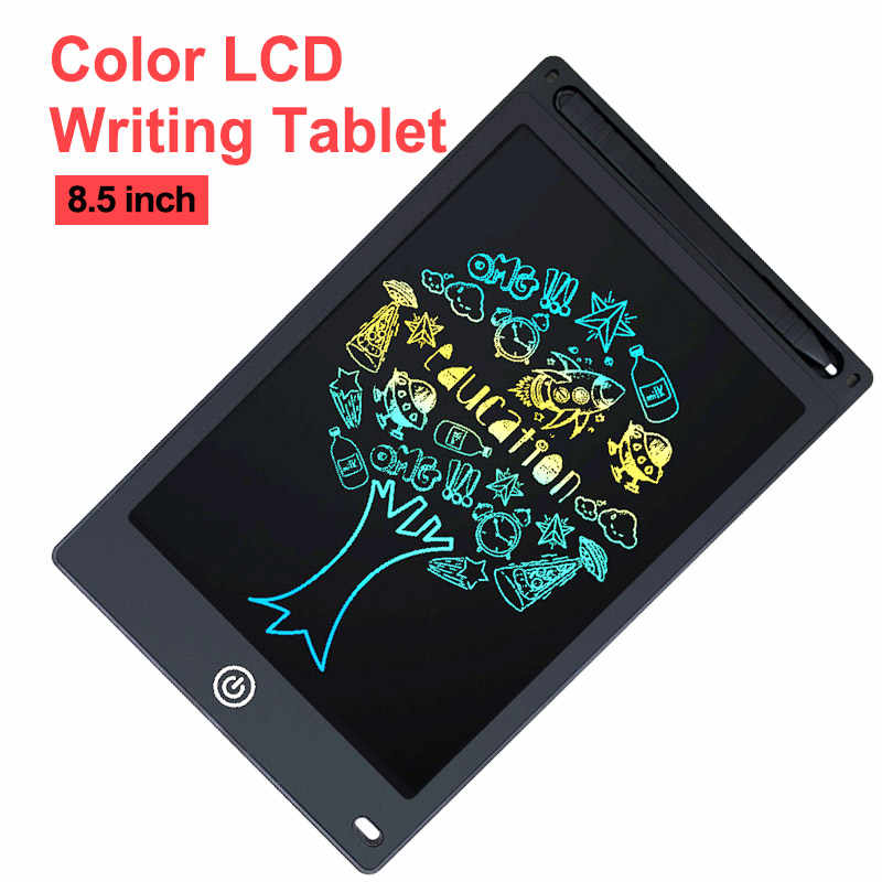 8.5 inch Writing Drawing Tablet For Kids Electronic Graphics Tablet/Pad/Board LCD Writing Tablet Digital Erasable Drawing Tablet