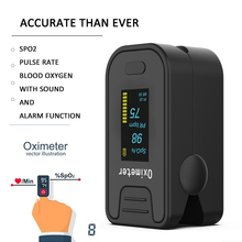 PRO M130 Vinger Pulsoxymeter, Voor Medische En Dagelijks Sport, Pulse Hartslag Bloed Zuurstof SPO2 Verzadiging Monitor, oled scherm