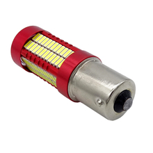 JIUWAN Universal 1 Pcs LED Car Fog Light Reversing light Lamp Daytime Running Bulb Turning Parking 12V