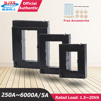Clamp-on Current Transformer Large Size for Indoor useage OPCT160BD 6000A/5A 5000A/5A 4000A/5A 3000/5 split current transformer dp 816 2000 5a class 0 5 10va split core current transformer window type current transformer