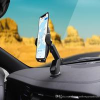 NEWEST Smart Infrared Qi Wireless 10W Fast Car Charger Automatic Induction Phone Mount Holder for smart Phone