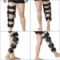 Leg Brace Medical Grade 0 120 Degree Adjustable Hinged Knee Support Protect Knee Ligament Damage Repair