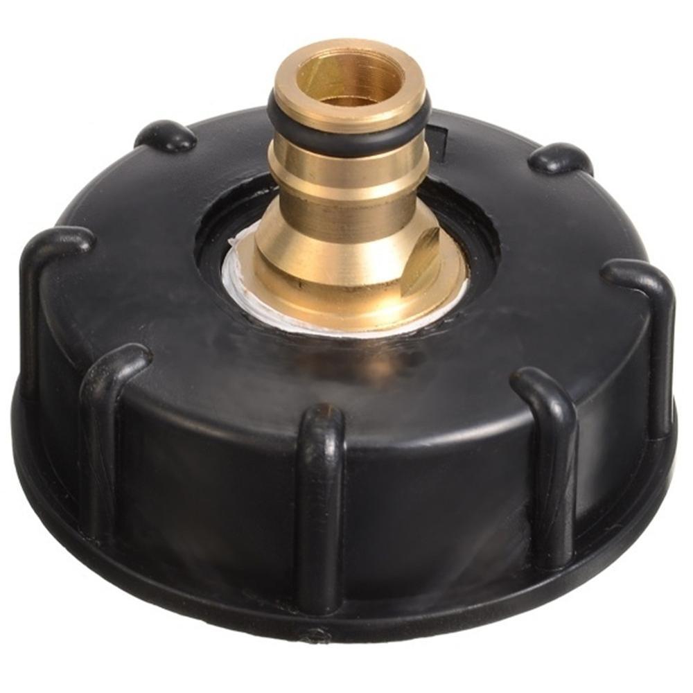 IBC бак шланг адаптер вода фитинг S60% 2A6 3% 2F4% 22 стандартный грубый резьба прочный сад кран шар клапан контейнер