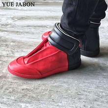 Men casual street style shoes men smooth surface dress shoes
