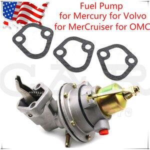 Nueva bomba de combustible mecánica 18-7282 GM Mercruiser para OMC para Volvo Penta para Mercury Marine 509407 42725A3 3854858 9-35422