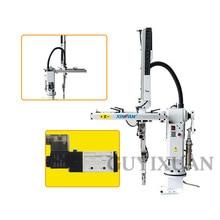 Пневматический Наклонный манипулятор для литья под давлением манипулятор может быть использован с ЧПУ точной обработки