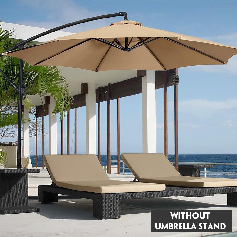 Waterproof Beach Sunshade Umbrella