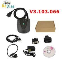 Диагностический инструмент V3.103.066 для Honda HDS Tool He для Honda HDS новейшая версия с двойной платой USB1.1 до RS232 OBD2 сканер