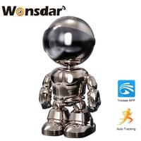 1080P HD Yoosee Robot telecamera IP WiFi telecamera di sicurezza Wireless Home Remote Monitor Baby Monitor monitoraggio automatico sorveglianza CCTV