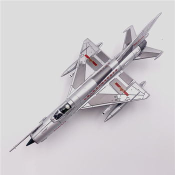 1/72 PLA Chengdu J-7 F-7 Fishbed Fighter Plane Aircraft Airplane Diecast Metal Airplane Plane Aircraft Model Toy terebo 1 72 aircraft model alloy f 22 fighter simulation finished ornaments military model aircraft model collection gift