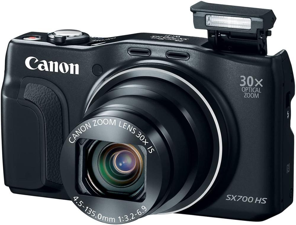 Используется цифровая камера Canon PowerShot SX700 HS-Wi-Fi 16,1 мегапиксельная cmos 30x оптический зум цифровая камера
