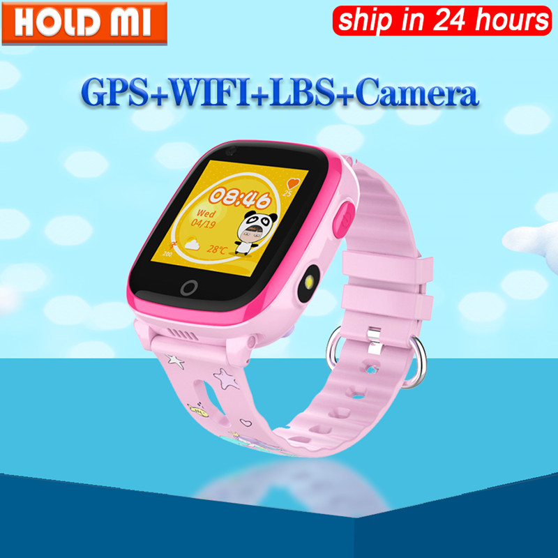 IP67 wodoodporne dzieci smart watch 4G zdalna kamera GPS WIFI dzieci dzieci studenci zegarek na rękę wideo SOS otrzymać telefon zwrotny od monitora Tracker w Inteligentne zegarki od Elektronika użytkowa na AliExpress - 11.11_Double 11Singles' Day 1