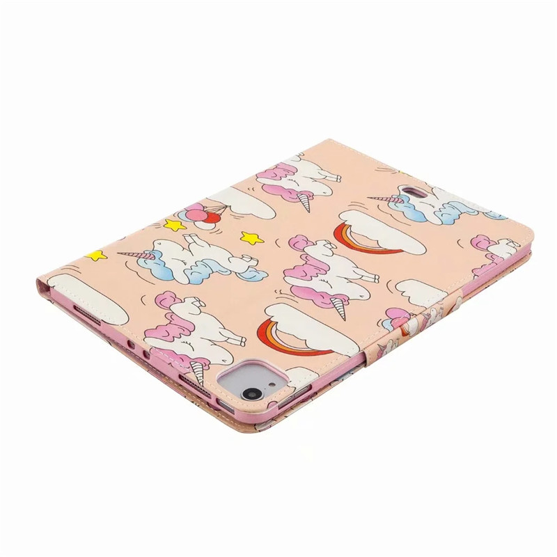 Panda Kawaii Coque Tablet For Unicorn 11 iPad for Funda Flamingo Cover Pro Case 2020