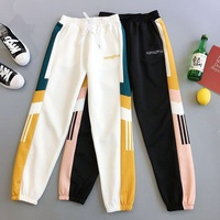Спортивные штаны с цветными лампасами Цена от 667 руб. ($8.35) | 1180 заказов Посмотреть