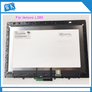 "for L380 Yoga 20M7 20M8 Laptops ThinkPad 13.3"" LCD ASSEMBLIES Touch Screen Original LGD 02DA313 FHD 1920*1080 IPS 72% NTSC Test(China)"