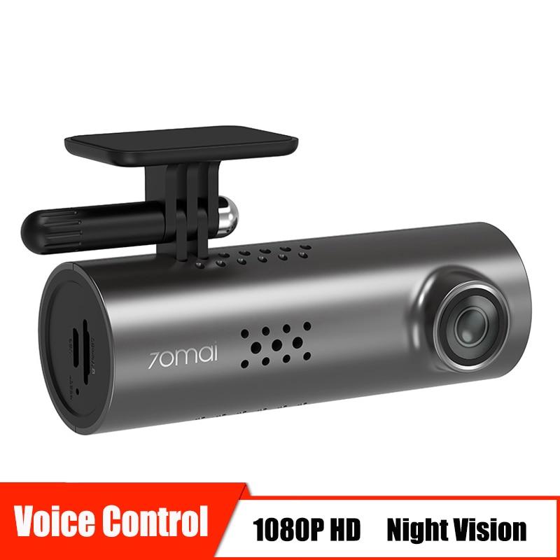 70mai DVR WIFI Car-Camera Voice-Control Auto-Video-Recorder Smart-Car Night-Vision 1080P