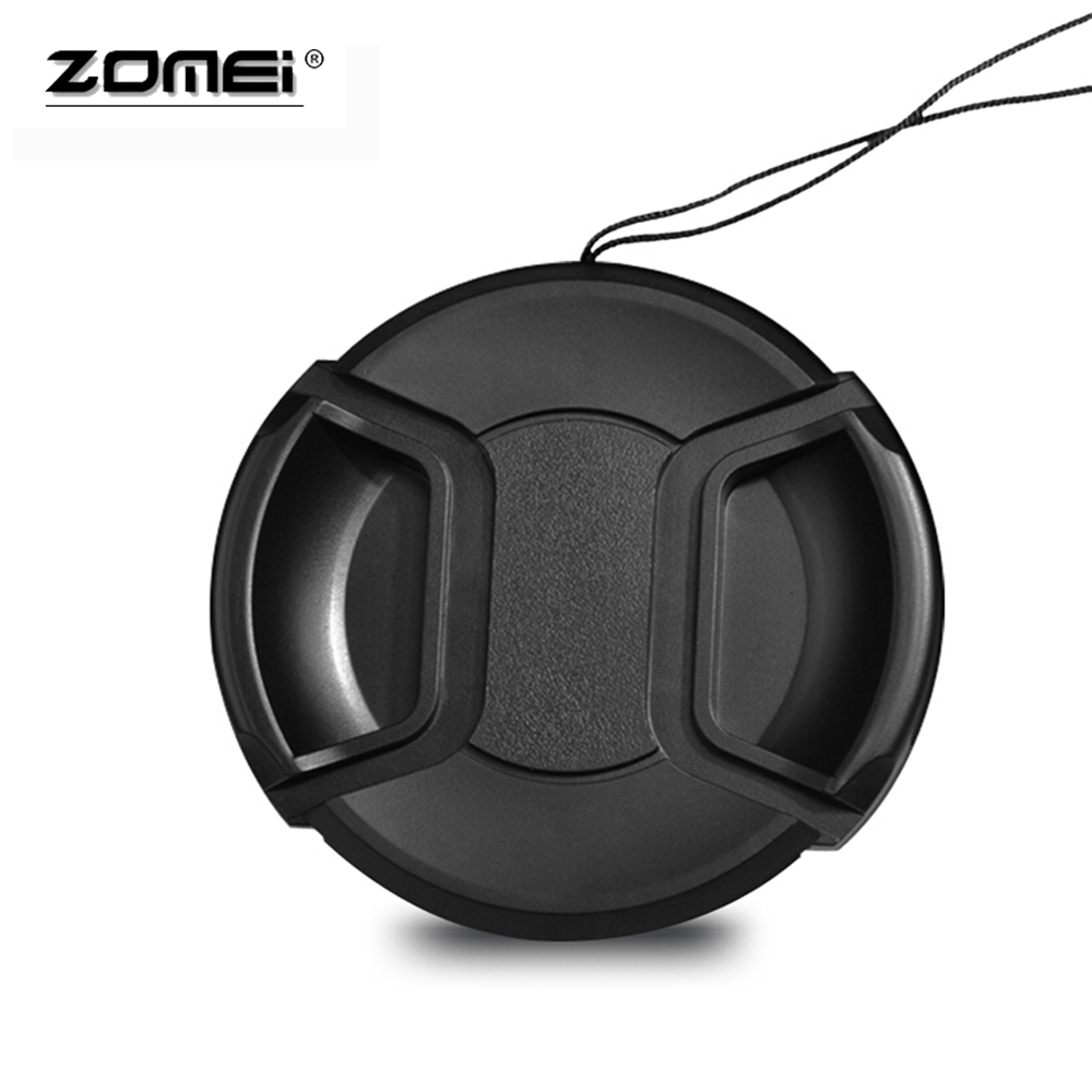 Zomei <font><b>Lens</b></font> <font><b>Cap</b></font> Holder 43/49/52/55/58/62/<font><b>67</b></font>/72/77/82mm Center Pinch Snap-on <font><b>Cap</b></font> Cover <font><b>Lens</b></font> <font><b>Cap</b></font> Protective for Cannon Nikon Sony image