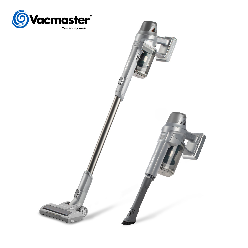 Vacmaster 2 In 1 Cordless Stick Vacuum Cleaner 21.6V Lithium Ion Battery Home Vacuum Cleaner Lightweight Bagless Vacuum Cleaner