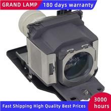 LMP D213 yedek projektör lambası için konut ile VPL DX145/VPL DX146/VPL DX147/DW120/DW122/DX100/DX120 mutlu BATE