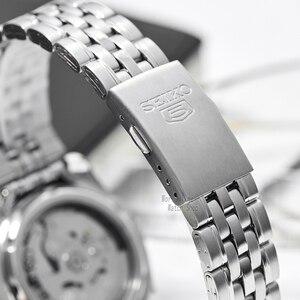 Image 4 - Seiko montre automatique étanche pour homme, série 5, de marque de luxe, de Sport, étanche