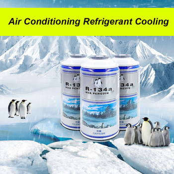 High Purity R134A Automotive Air Conditioning Refrigerant Cooling Agent Non-toxic R134a